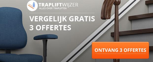 Kan ik het ontwerp van een traplift zelf kiezen?